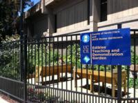 Berger Edibles Teaching and Demo Garden